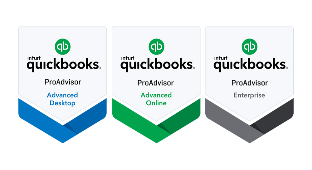 quickbooks proadvisor badges