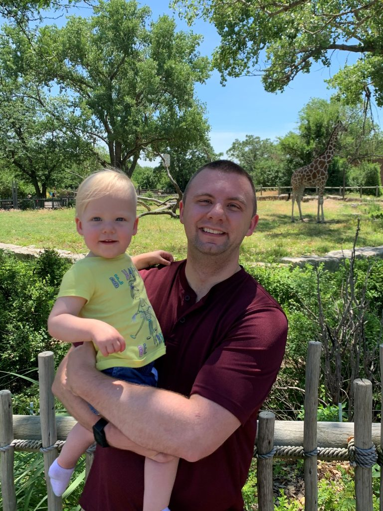 Jason Seaton and his daughter, Violet (1)